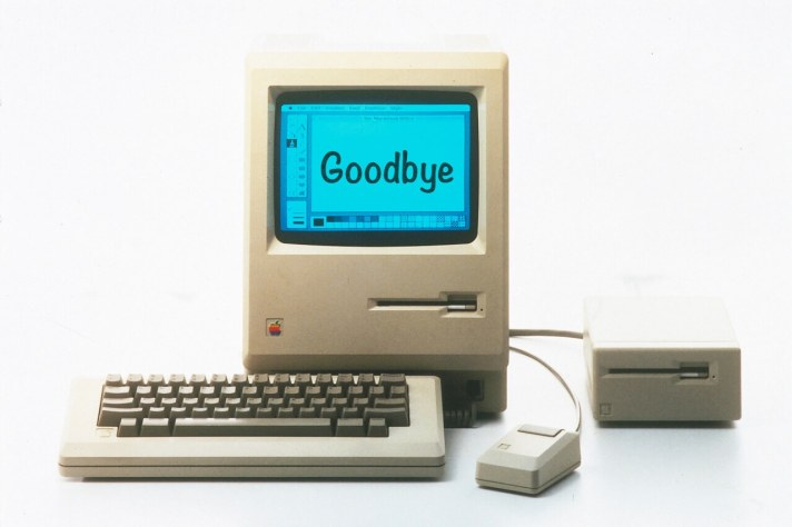 Goodbye, Mac