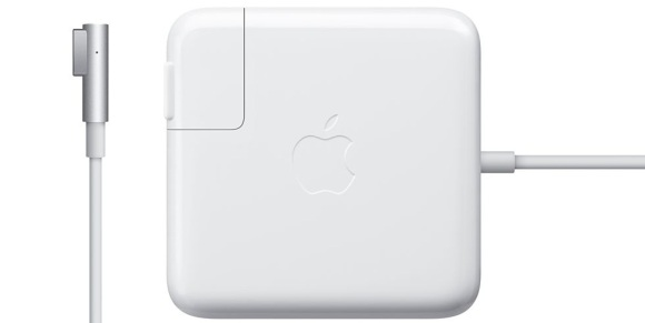 Apple subsequently moved to L-shaped connectors until MagSafe 2